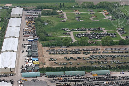 EX MOD, NATO, US ARMY VEHICLES, PLANT AND HEAVY EQUIPMENT
